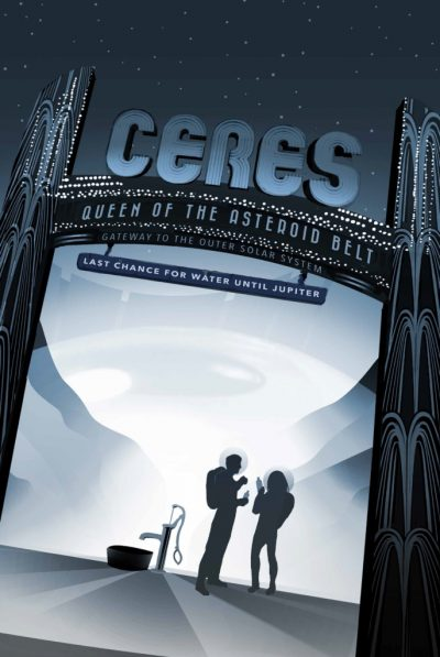 Ceres Poster
